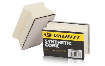 Synthetic Cork with Sandpaper