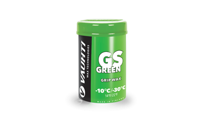 GS Green Grip Wax