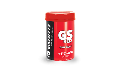 GS Red Grip Wax