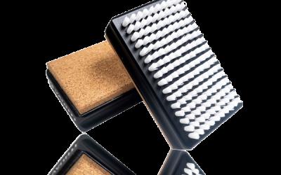 Nylon/Natural cork brush