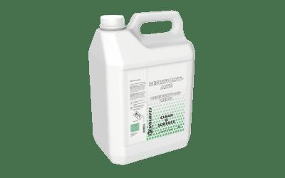 Clean & Surface pintojen desinfiointiaine 5 litran täyttökanisteri