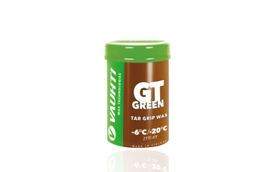GT GREEN TAR GRIP WAX